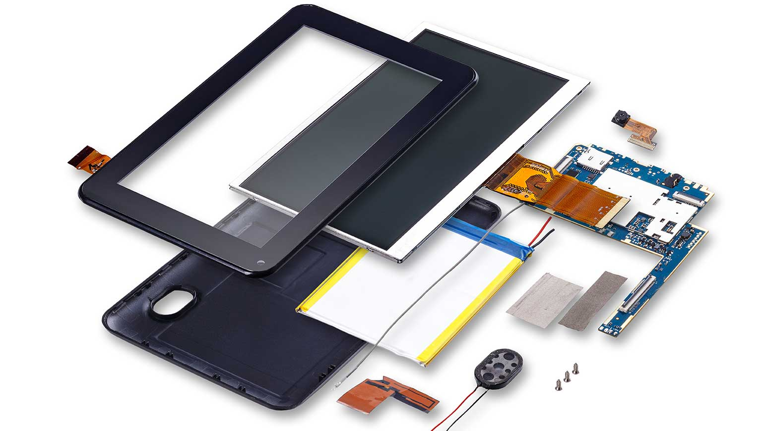 Tablet Screen Replacements / Repairs in Miami